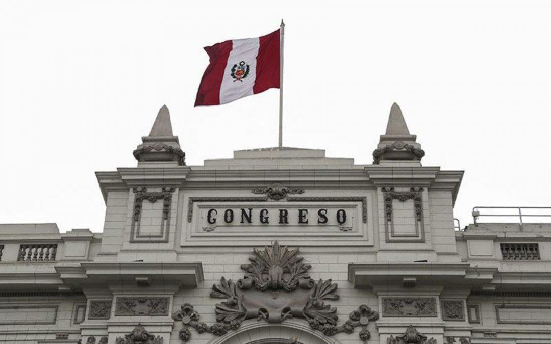 Coyuntura política de Perú